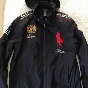 2011 Ralph Lauren RL Team Nautical Racing Jacket